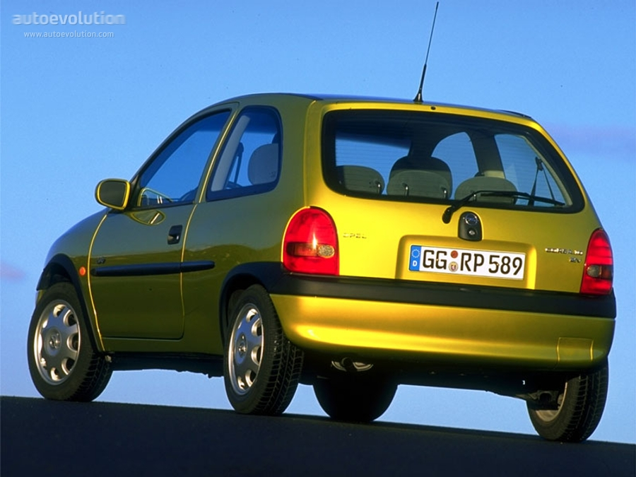 opel corsa 3 doors specs 1997 1998 1999 2000 autoevolution. Black Bedroom Furniture Sets. Home Design Ideas