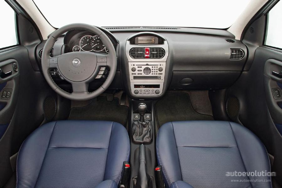 Opel corsa 3 doors specs 2003 2004 2005 2006 for Opel corsa c interieur