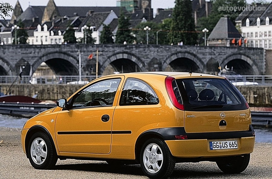 opel corsa 3 doors specs 2000 2001 2002 2003 autoevolution. Black Bedroom Furniture Sets. Home Design Ideas