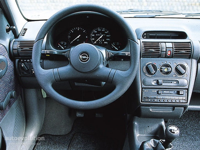 2000 Opel Corsa Fresh 1.4 Automatic related infomation ...