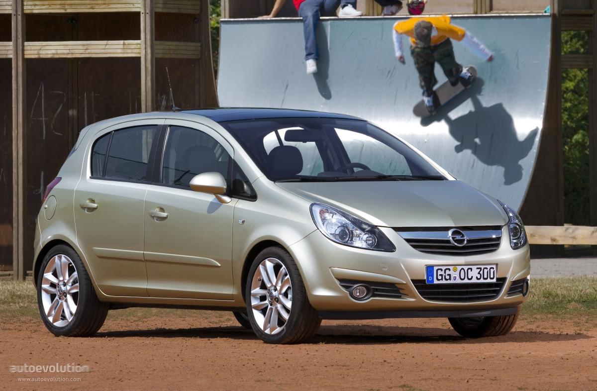 2010 opel corsa Opel Corsa