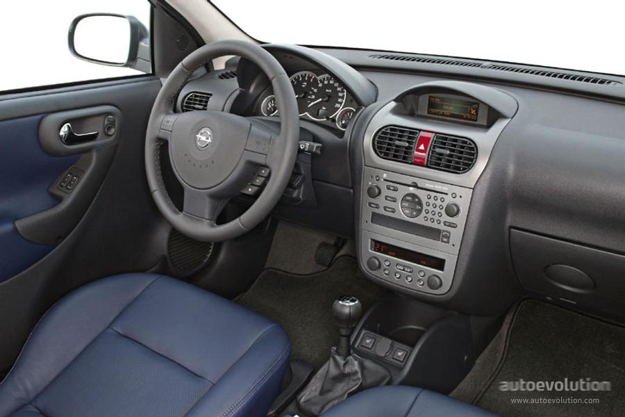 Opel Corsa 5 Doors 2003 2004 2005 2006 Autoevolution