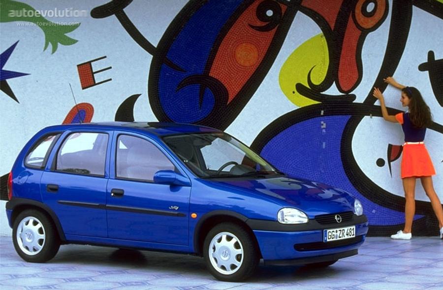Opel Corsa 5 Doors 1997 1998 1999 2000 Autoevolution