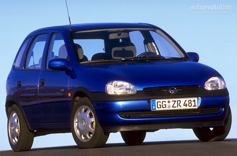 opel corsa 5 doors specs photos 1997 1998 1999 2000 autoevolution. Black Bedroom Furniture Sets. Home Design Ideas