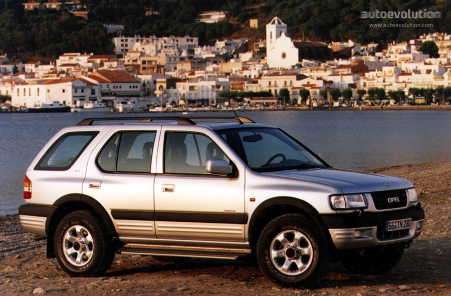 Transmissions For Cars >> OPEL Frontera Wagon specs - 1998, 1999, 2000, 2001, 2002, 2003, 2004 - autoevolution