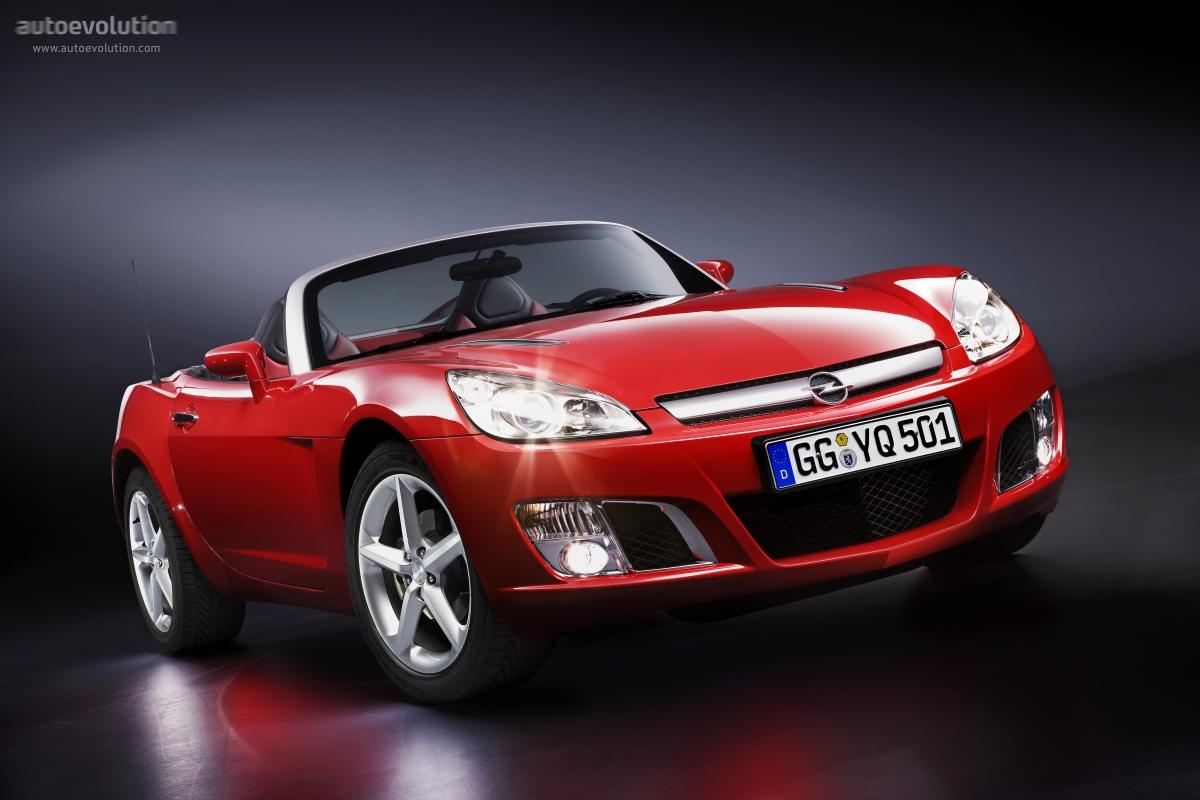 Opel Gt 2007 2008 2009 Autoevolution