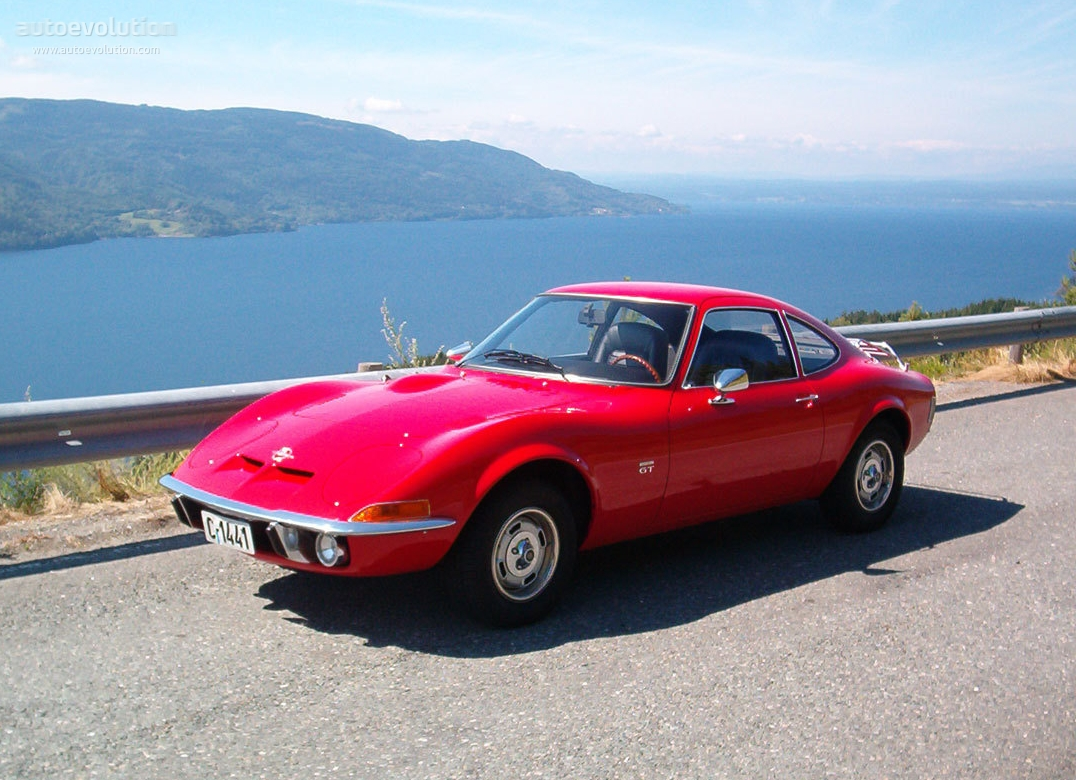 OPEL GT specs - 1968, 1969, 1970, 1971, 1972, 1973 - autoevolution