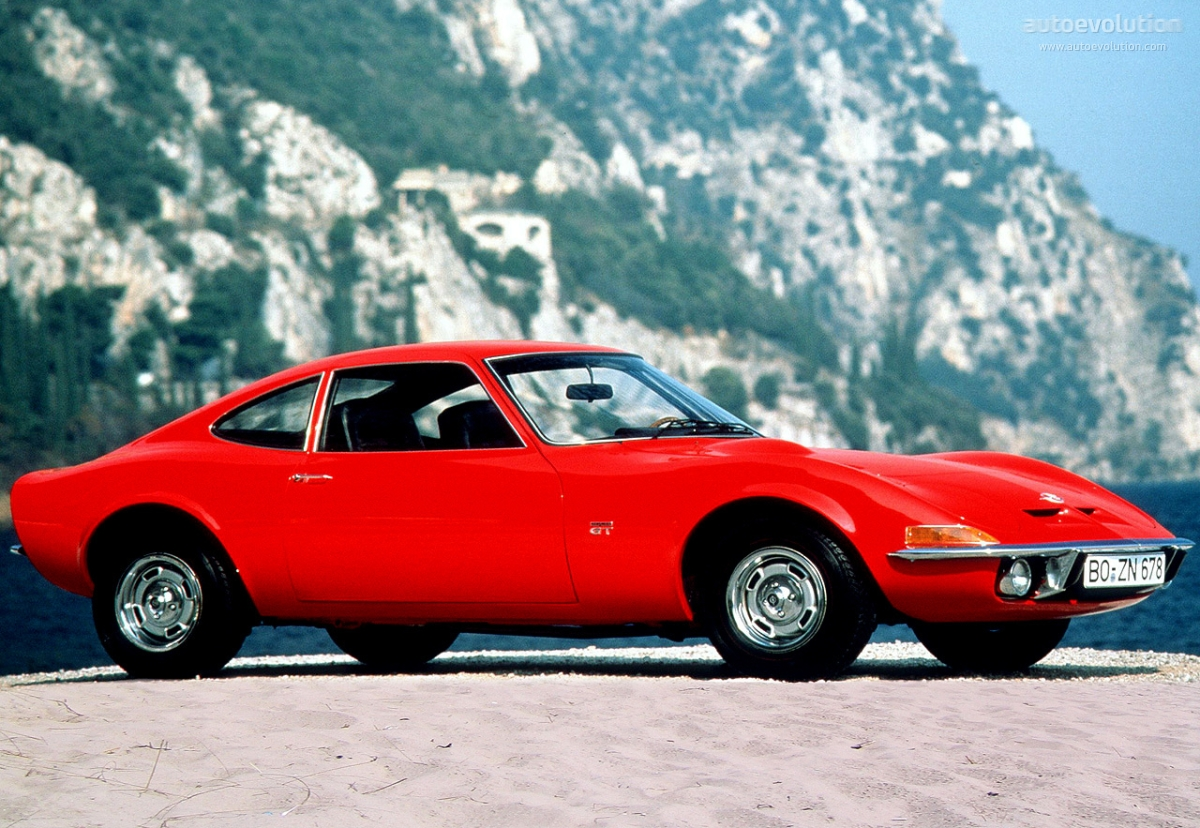 Opel Gt 1972 2 Door Coupe 151363 Concept Revealed 1973 Wiring Diagram 1968 1969 1970 1971 Autoevolution