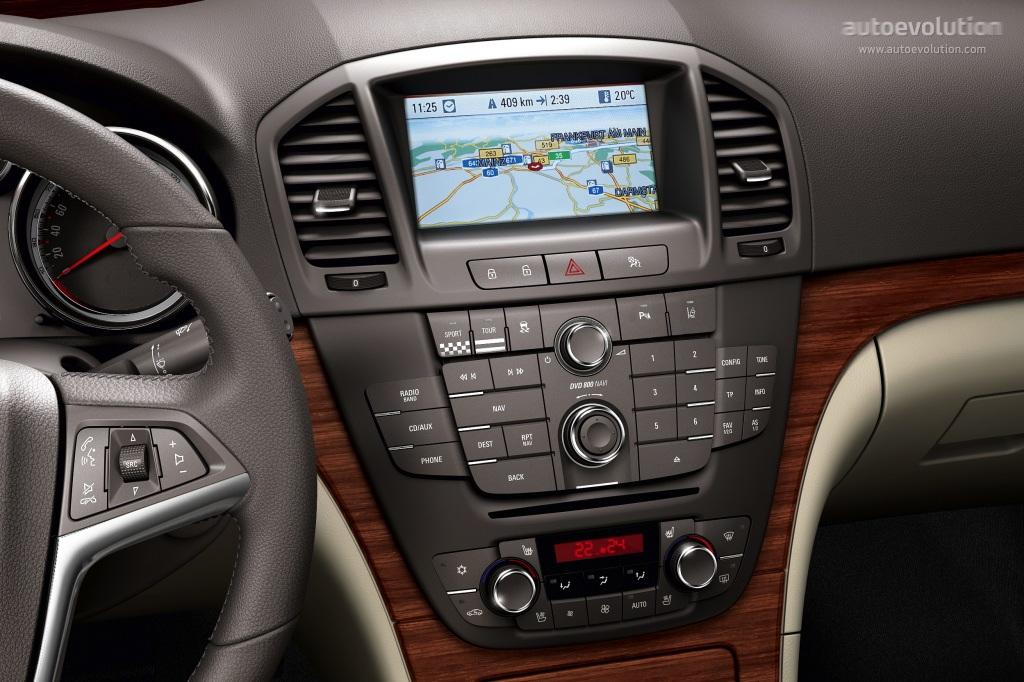 OPEL Insignia Sedan specs - 2008, 2009, 2010, 2011, 2012 ...