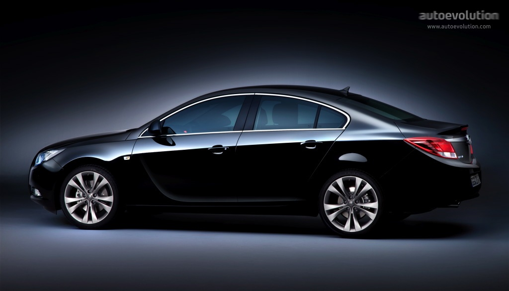 Opel Insignia Sedan Specs Amp Photos 2008 2009 2010