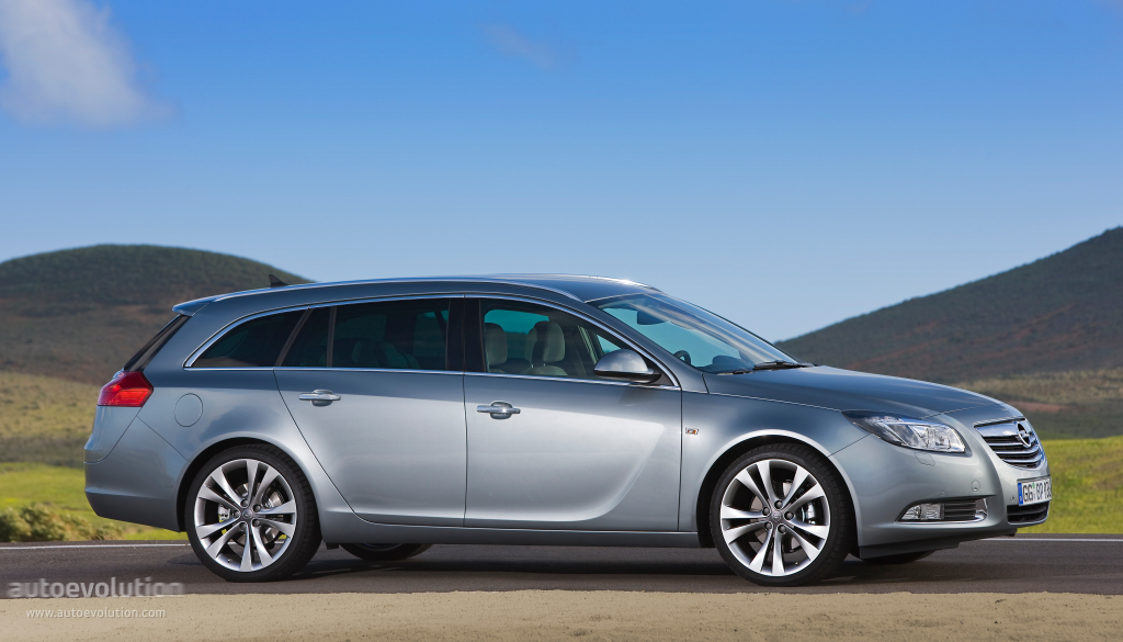 opel insignia sports tourer specs 2009 2010 2011 2012 2013 autoevolution. Black Bedroom Furniture Sets. Home Design Ideas