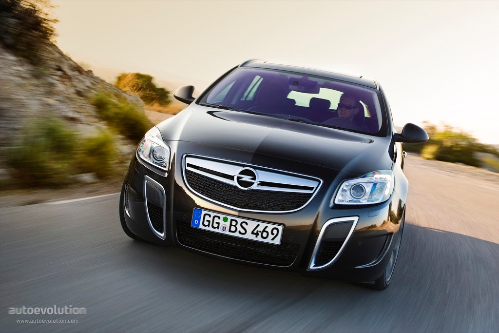 Opel Insignia Sports Tourer Opc Specs Photos 2009 2010 2011