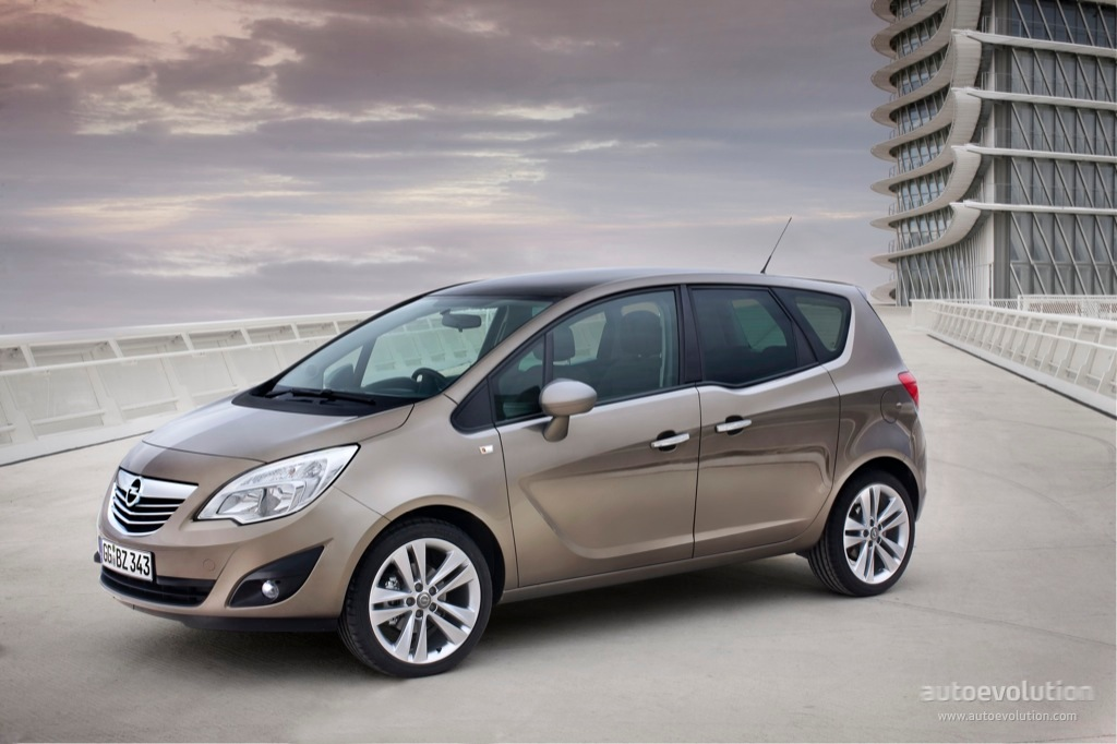 Opel Meriva Specs Photos 2010 2011 2012 2013 2014