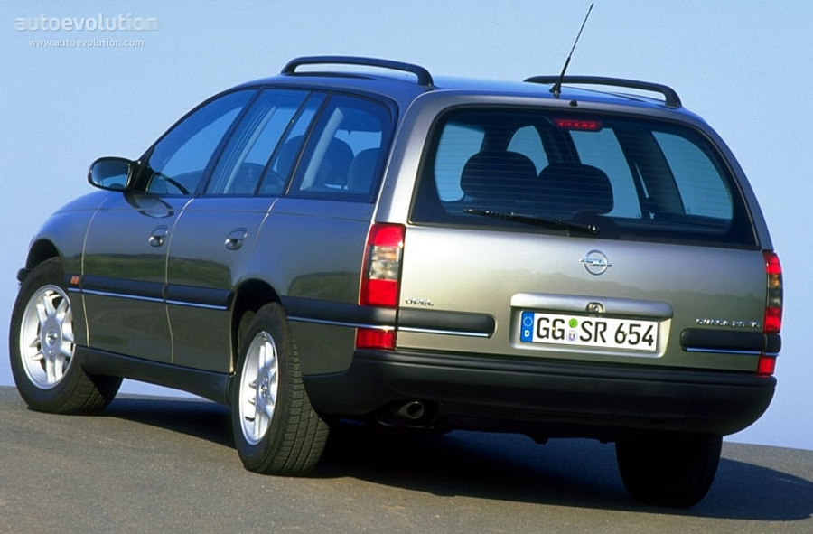 opel omega caravan specs photos 1994 1995 1996 1997. Black Bedroom Furniture Sets. Home Design Ideas