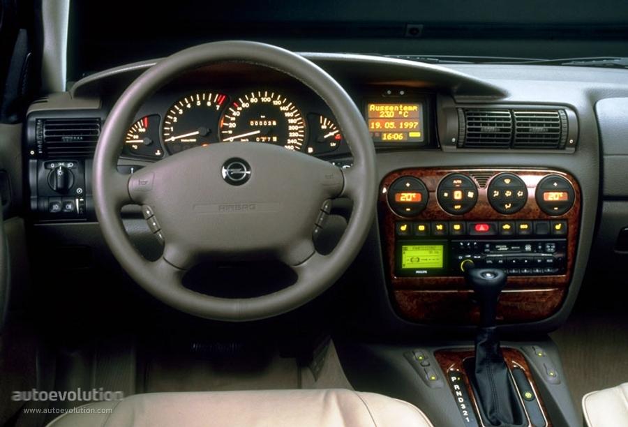 Opel omega sedan 1994 1995 1996 1997 1998 1999 autoevolution