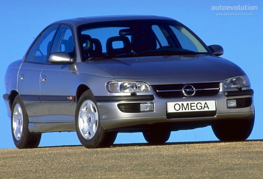 Opel Omega Sedan Specs 1994 1995 1996 1997 1998