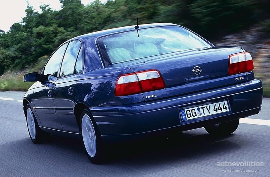 Opel Omega Sedan 1999 2000 2001 2002 2003
