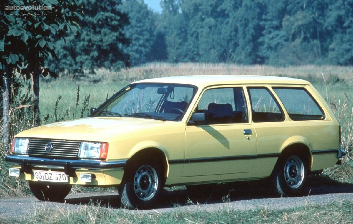 opel rekord caravan specs 1977 1978 1979 1980 1981 1982 autoevolution. Black Bedroom Furniture Sets. Home Design Ideas