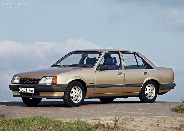 opel rekord sedan specs 1982 1983 1984 1985 1986 autoevolution rh autoevolution com Opel Rekord E 2000 Opel Rekord P2