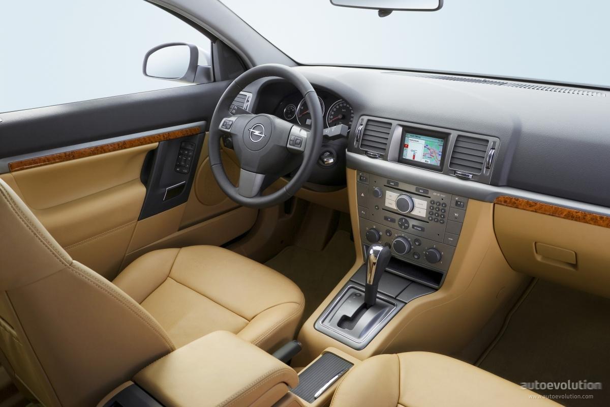2006 Opel Signum - Partsopen