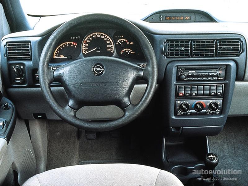 Opel Sintra Specs 1997 1998 1999 Autoevolution