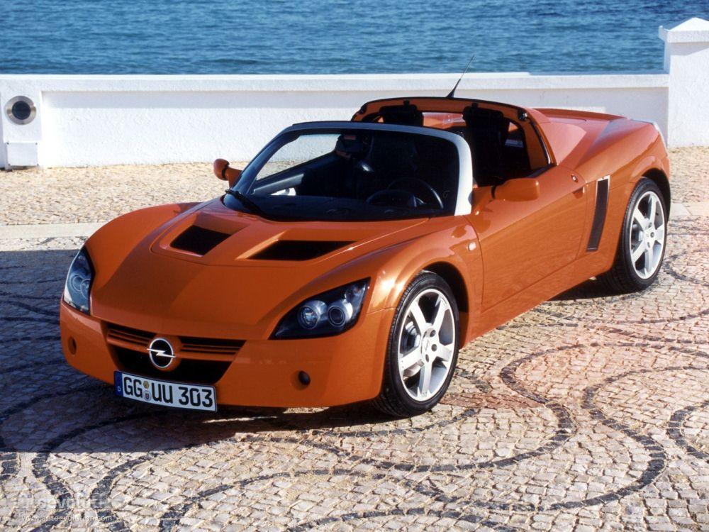 Opel Speedster Specs 2001 2002 2003 2004 2005