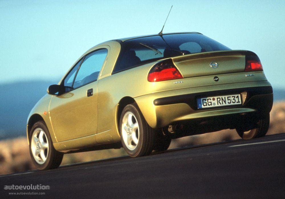 Performance Auto Sales >> OPEL Tigra specs & photos - 1994, 1995, 1996, 1997, 1998 ...