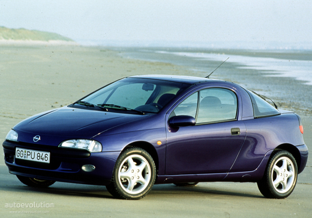 Opel Tigra Specs 1994 1995 1996 1997 1998 1999
