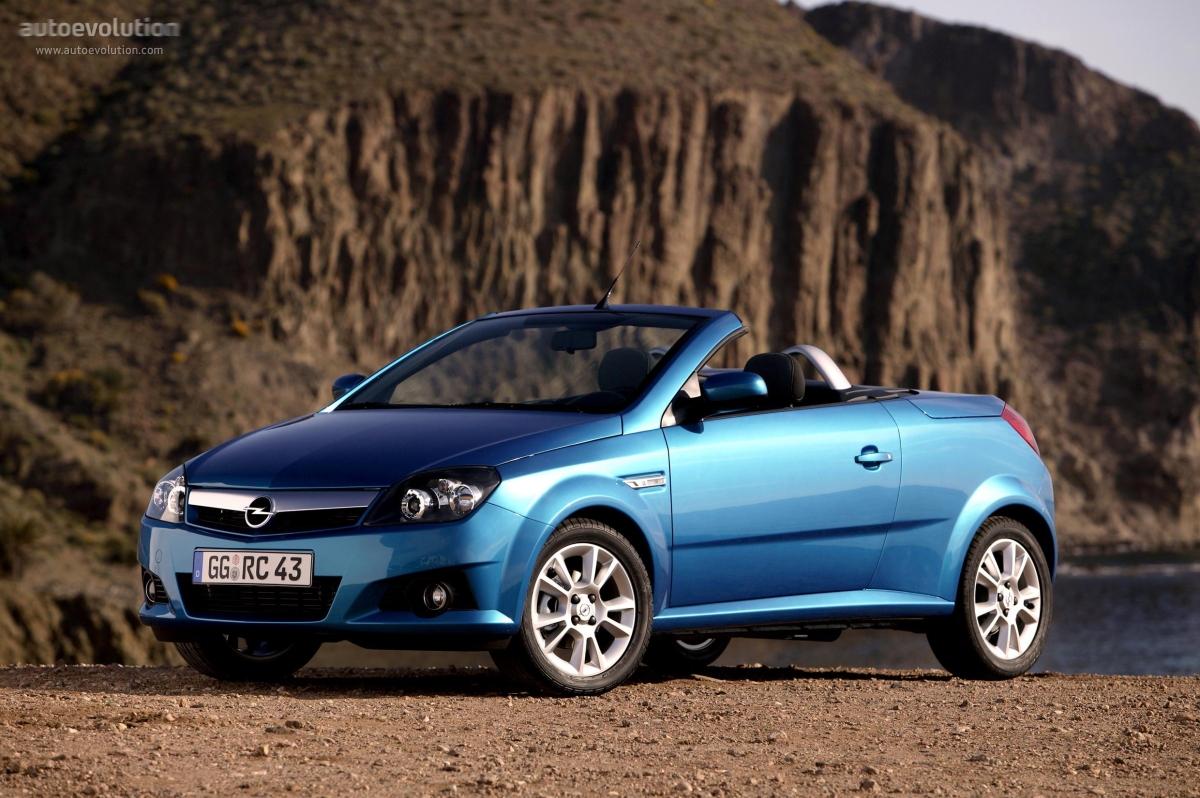 Opel Tigra Twin Top Specs 2005 2006 2007 2008 2009