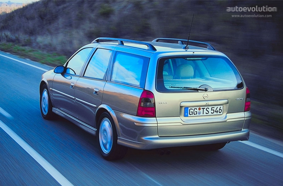 opel vectra caravan specs & photos - 1999, 2000, 2001, 2002