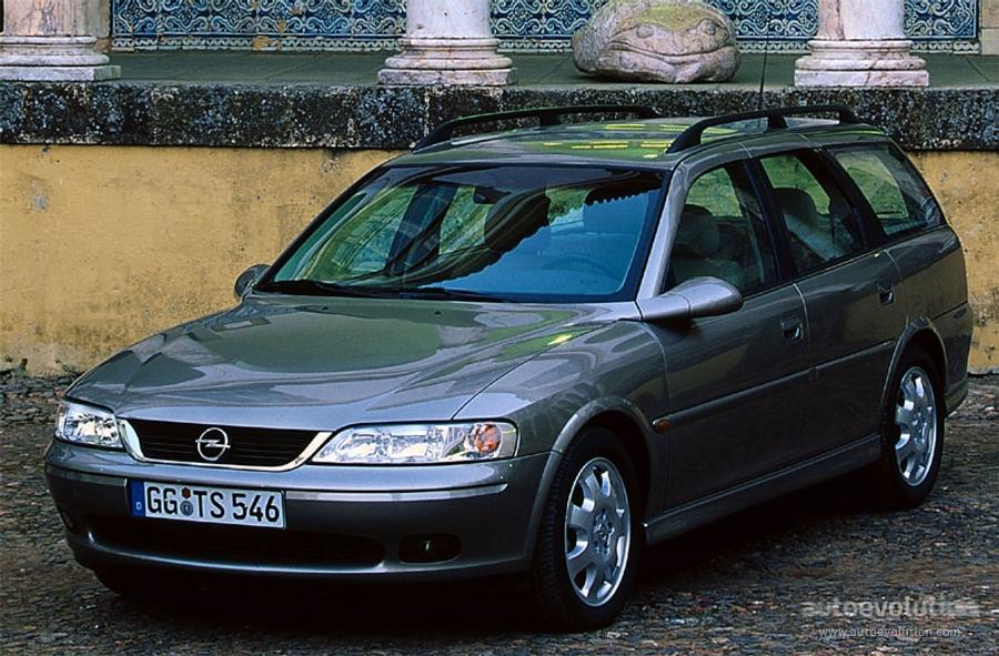 opel vectra caravan 1999 2000 2001 2002 autoevolution. Black Bedroom Furniture Sets. Home Design Ideas