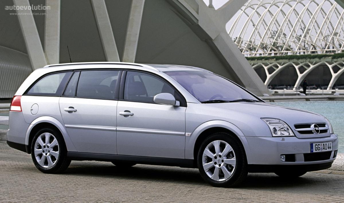 OPEL Vectra Caravan specs - 2002, 2003, 2004, 2005 - autoevolution