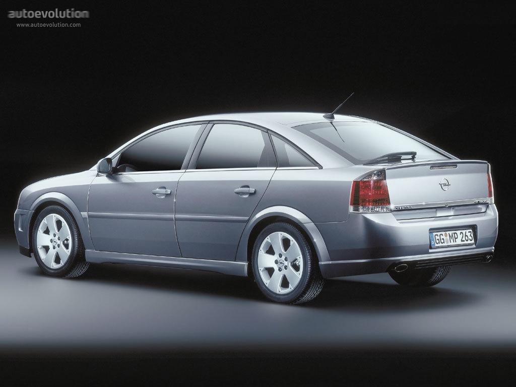 Opel Vectra Gts 2002 2003 2004 2005 Autoevolution