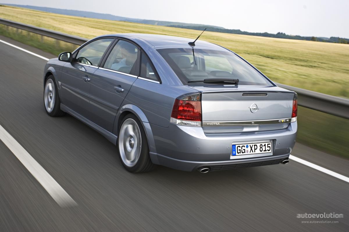 Opel Vectra Gts Specs Amp Photos 2005 2006 2007 2008