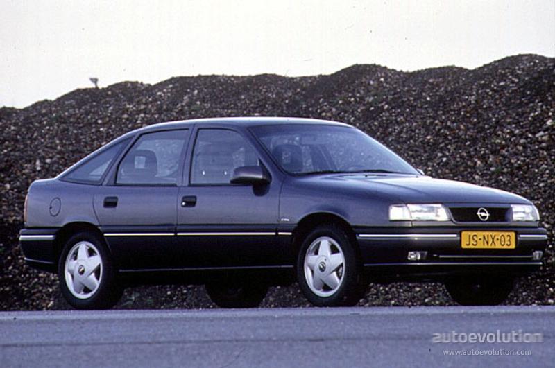 Opel Vectra Hatchback 1992 1993 1994 1995 Autoevolution