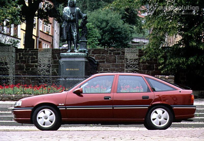 Opel Vectra Hatchback Specs Amp Photos 1992 1993 1994