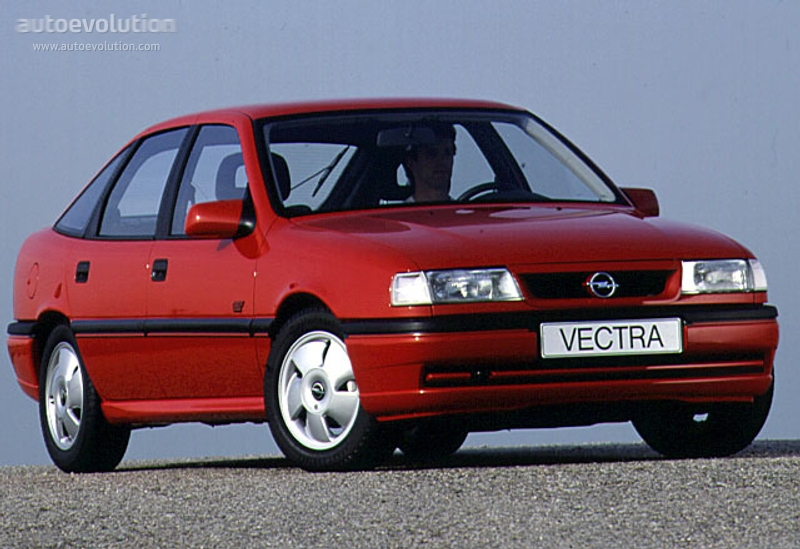 opel vectra hatchback specs 1992 1993 1994 1995. Black Bedroom Furniture Sets. Home Design Ideas