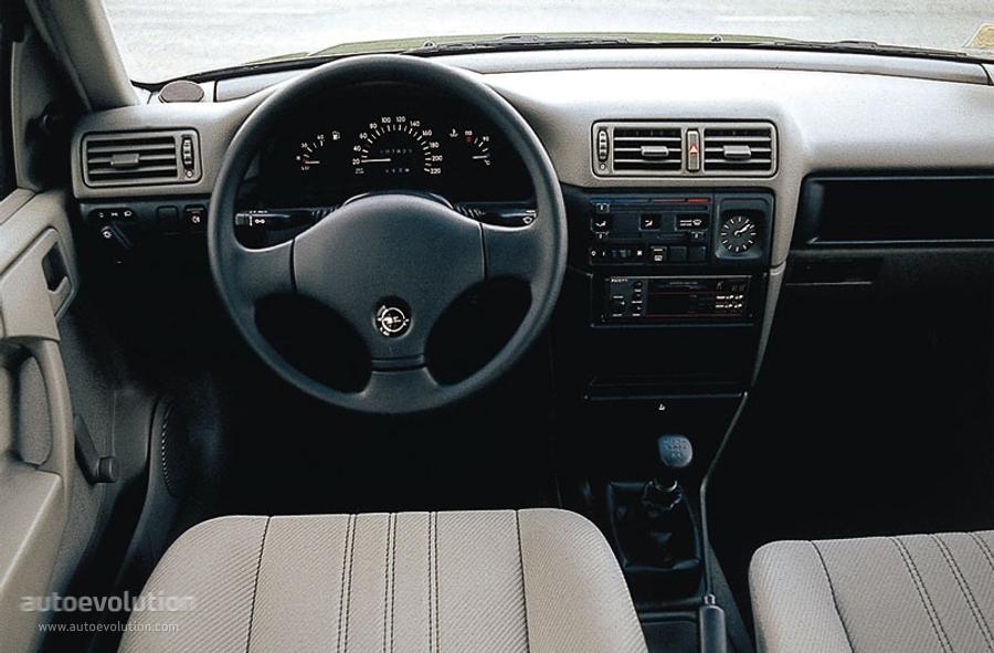Vectra 2000 Interior Interior Opel Vectra