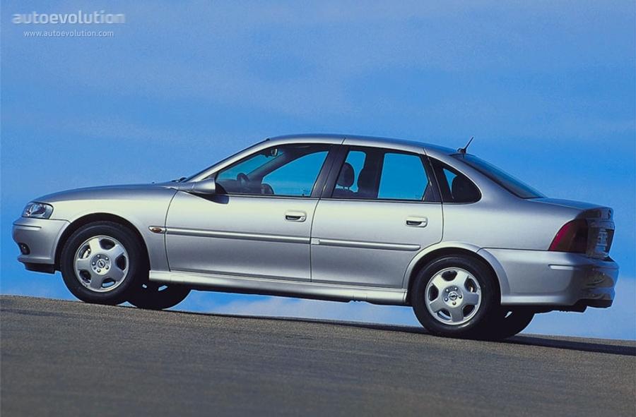 фото опель вектра 1999