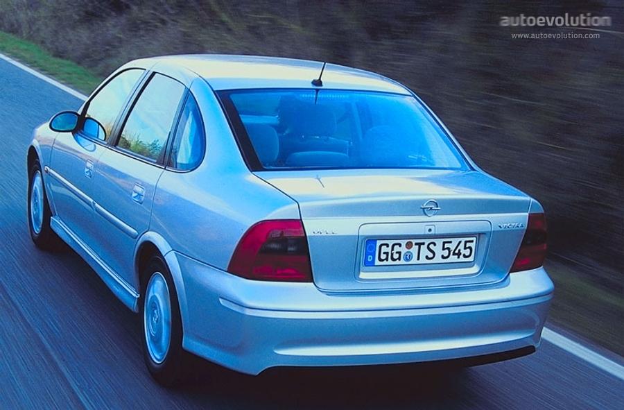 Ct Pick 3 >> OPEL Vectra Sedan - 1999, 2000, 2001, 2002 - autoevolution