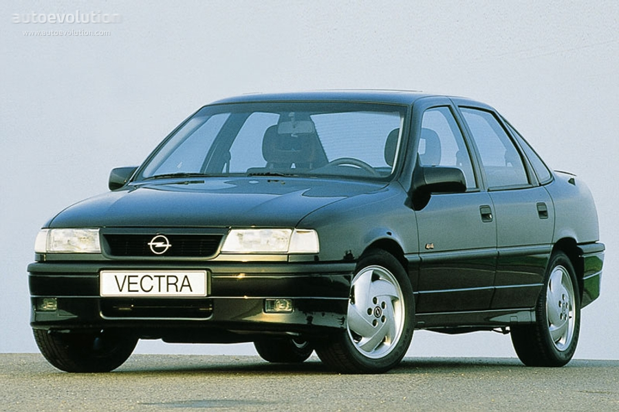 opel vectra sedan specs 1992 1993 1994 1995 autoevolution. Black Bedroom Furniture Sets. Home Design Ideas