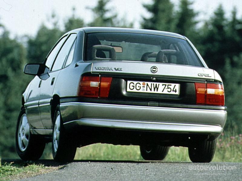 Car Shows In Ct >> OPEL Vectra Sedan specs - 1992, 1993, 1994, 1995 - autoevolution