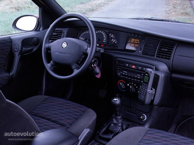 Opel Vectra Sedan Specs 1995 1996 1997 1998 1999