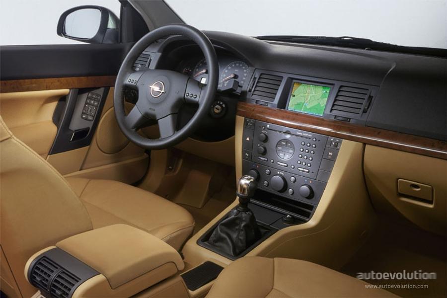 Vectra 2002 Interior Interior Opel Vectra