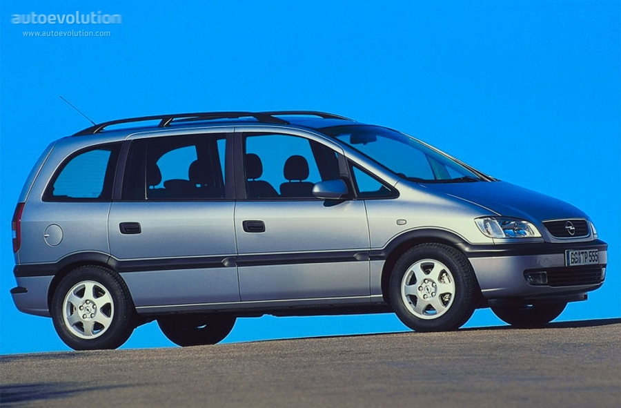 opel zafira specs photos 1999 2000 2001 2002 2003 autoevolution. Black Bedroom Furniture Sets. Home Design Ideas