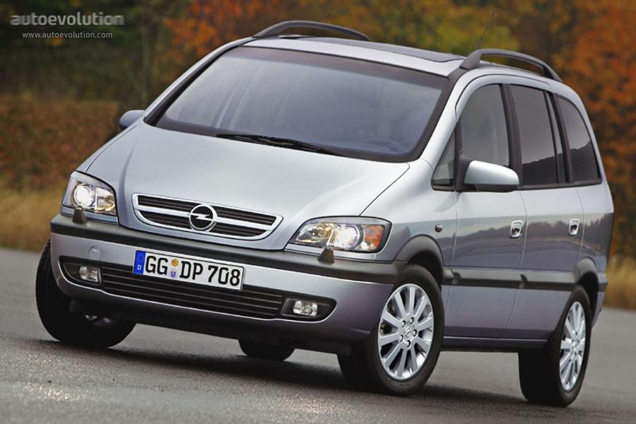 opel zafira 2003 2004 2005 autoevolution vectra c gts tuning