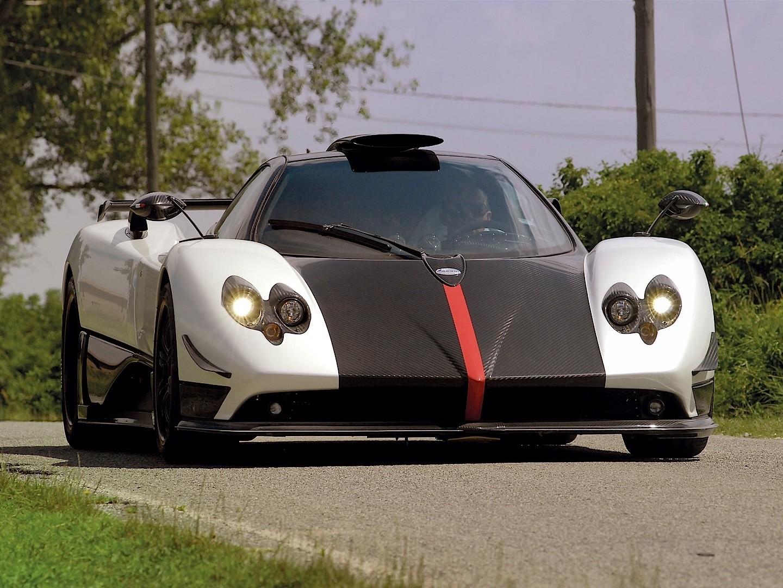 2008 Pagani Zonda Cinque Roadster photo - 8
