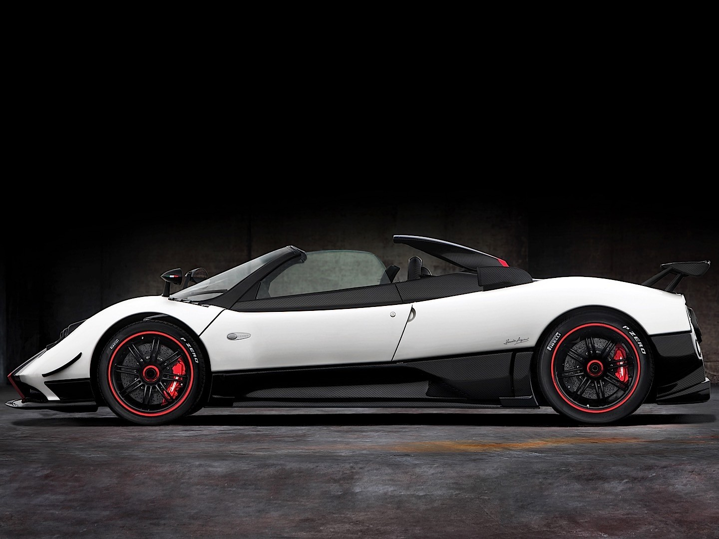 Acura Exotic Car >> PAGANI Zonda Cinque Roadster - 2009, 2010 - autoevolution