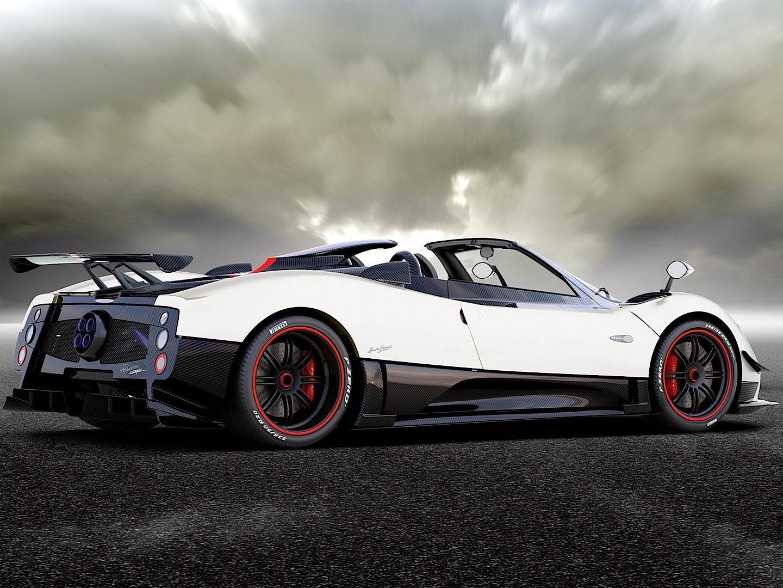 PAGANI Zonda Cinque Roadster specs - 2009, 2010 - autoevolution