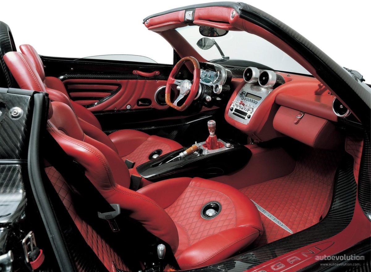 Pagani zonda f roadster specs 2006 2007 2008 2009 autoevolution pagani zonda f roadster 2006 2009 vanachro Gallery